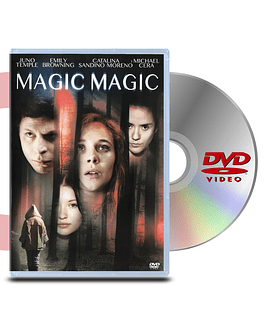 DVD Magic Magic