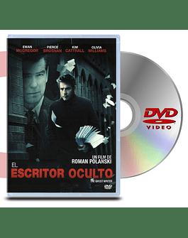 DVD El escritor oculto