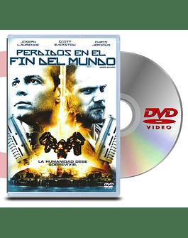 DVD Perdidos en el fin del mundo