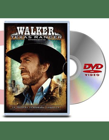 DVD Pack Walker Texas Ranger (7 discos)