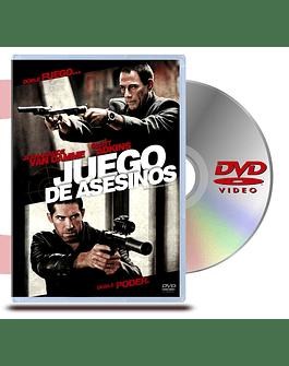 DVD Juegos de asesinos