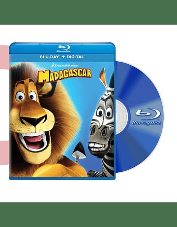 Blu Ray MADAGASCAR