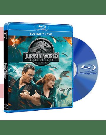 Blu Ray JURASSIC WORLD REINO CAIDO