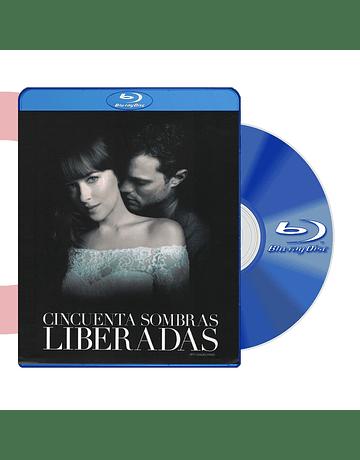 Blu Ray CINCUENTA SOMBRAS LIBERADAS