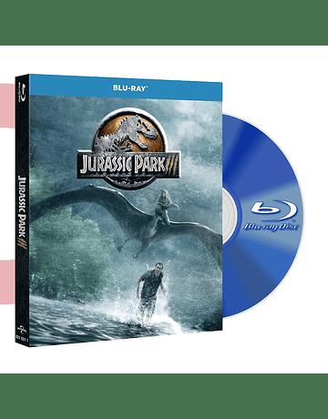 Blu Ray JURASSIC PARK 3