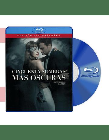 Blu Ray CINCUENTA SOMBRAS MAS OSCURAS