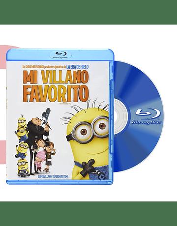Blu Ray MI VILLANO FAVORITO