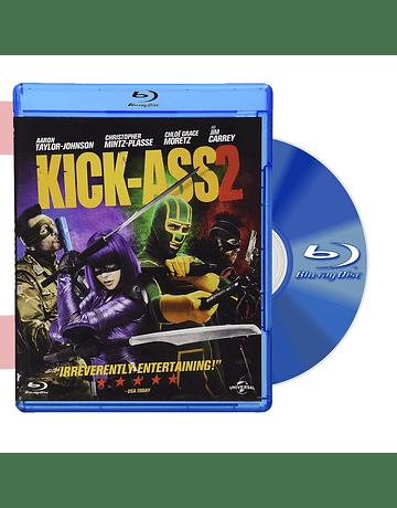 Blu Ray KICK ASS 2