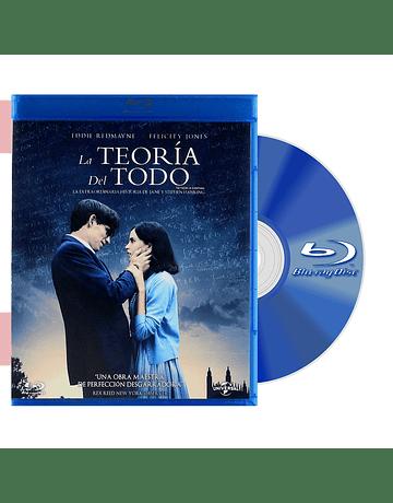 Blu Ray LA TEORIA DEL TODO