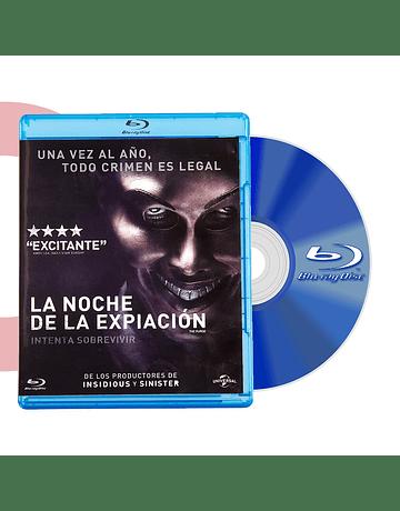 Blu Ray PURGE 1: NOCHE DE EXPIACION
