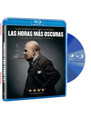 Blu Ray LAS HORAS MAS OSCURAS