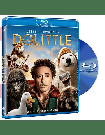 Blu Ray DOLITTLE