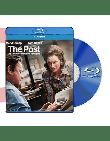 Blu Ray THE POST LOS OSCUROS SECRETOS DE PENTAGON