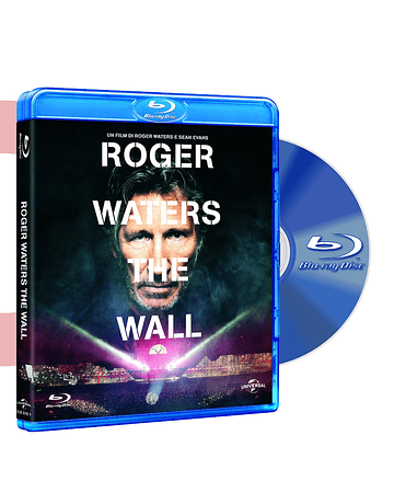 Blu Ray ROGER WATERS THE WALL