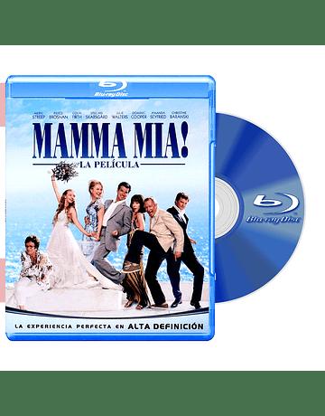 Blu Ray MAMMA MIA