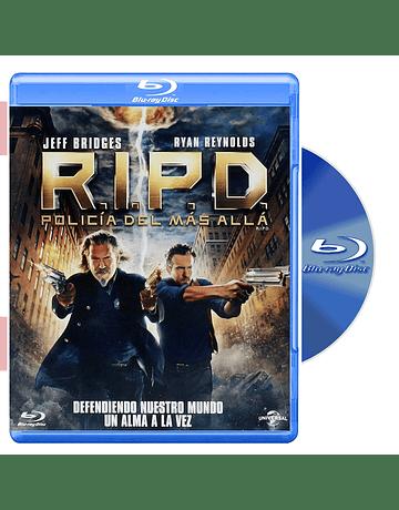 Blu Ray RIPD POLICIA DEL MAS ALLA