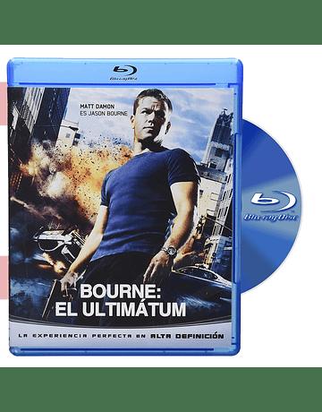 Blu Ray EL ULTIMATUM BOURNE