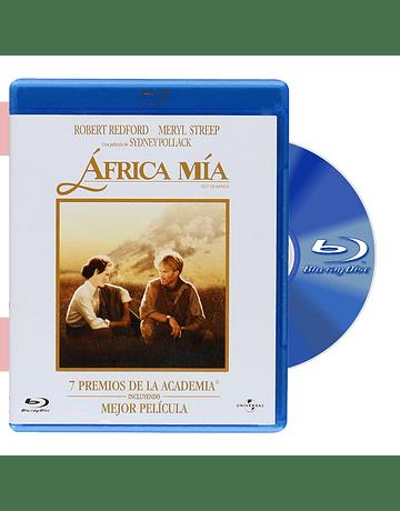 Blu Ray AFRICA MIA