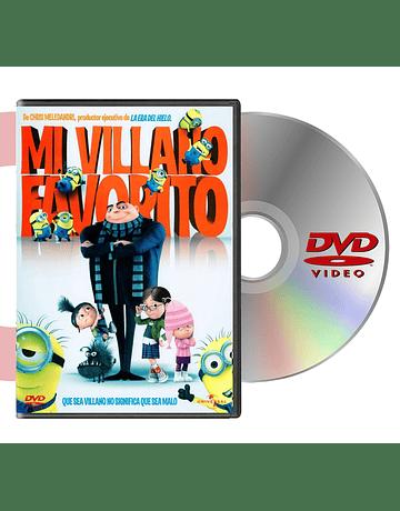 DVD MI VILLANO FAVORITO
