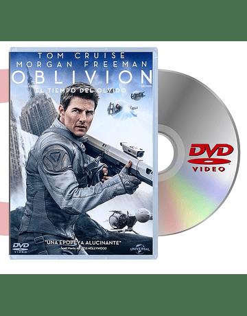 DVD OBLIVION EL TIEMPO DEL OLVIDO