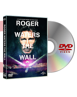 DVD ROGER WATERS THE WALL