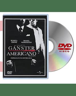 DVD GANSTER AMERICANO