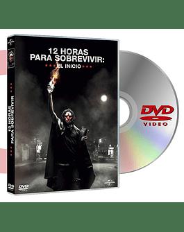DVD 12 HORAS PARA SOBREVIVIR EL INICIO