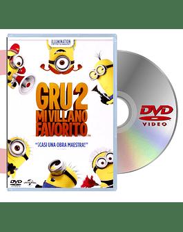 DVD MI VILLANO FAVORITO 2