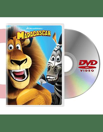 DVD MADAGASCAR