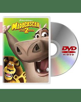 DVD MADAGASCAR ESCAPE 2 AFRICA