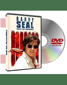 DVD BARRY SEAL SOLO EN AMERICA