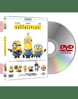 DVD MINION MINI MOVIES COLLECTION