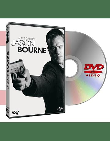 DVD JASON BOURNE