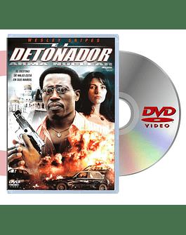 DVD El Detonador