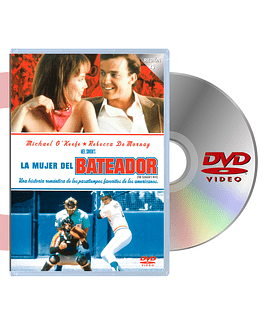 DVD La Mujer del Bateador