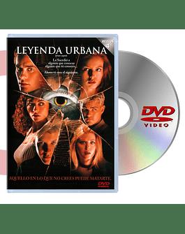 DVD Leyenda Urbana