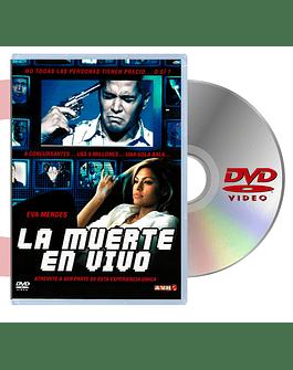 DVD La Muerte En Vivo