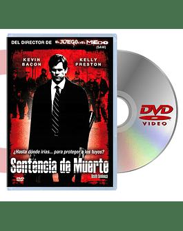 DVD Sentencia De Muerte