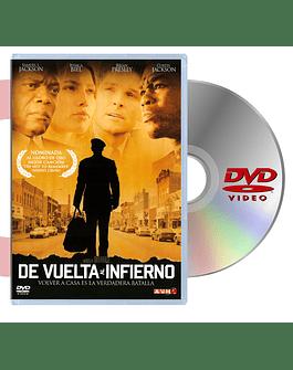 DVD De Vuelta Al Infierno
