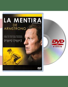 DVD La Mentira De Armstrong