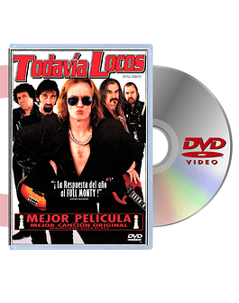 DVD Todavia Locos