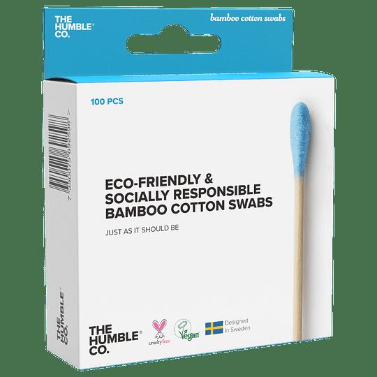 Cotonito Libre de Plástico 100 Un