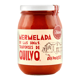 Mermelada Damasco Quilvo
