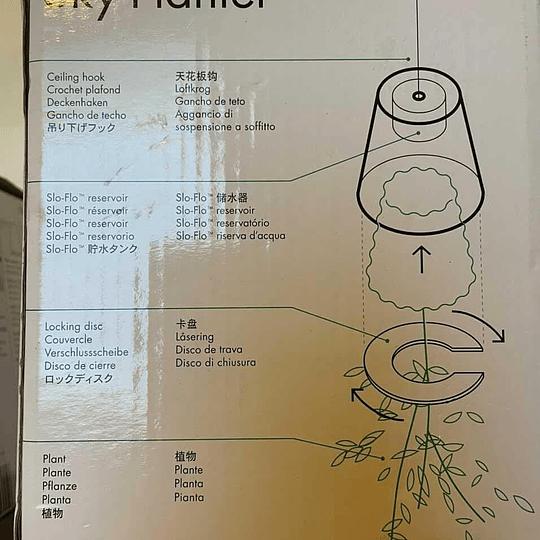 Maceteros Aéreos (2 Un.)