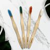 Cepillo de Dientes de Bambú Suave (Adulto)