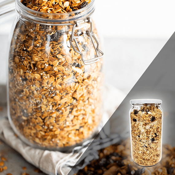 Granola Frutos Secos 400 Grs