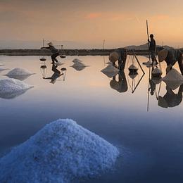 Sal de Mar Gruesa 900 Grs