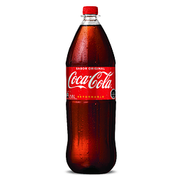 Coca-Cola Normal Retornable 2 Lts