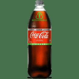 Coca-Cola Light Retornable 2 Lts