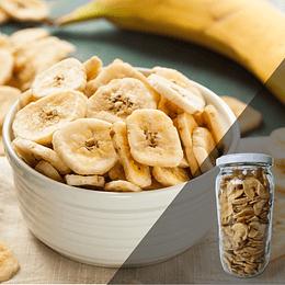 Snack Banana Dulce 300 Grs